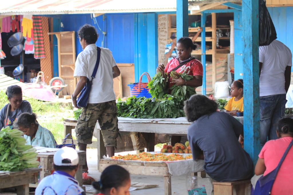 Biak Market