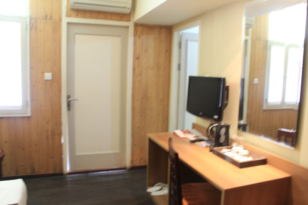 Aerotel Irian Room