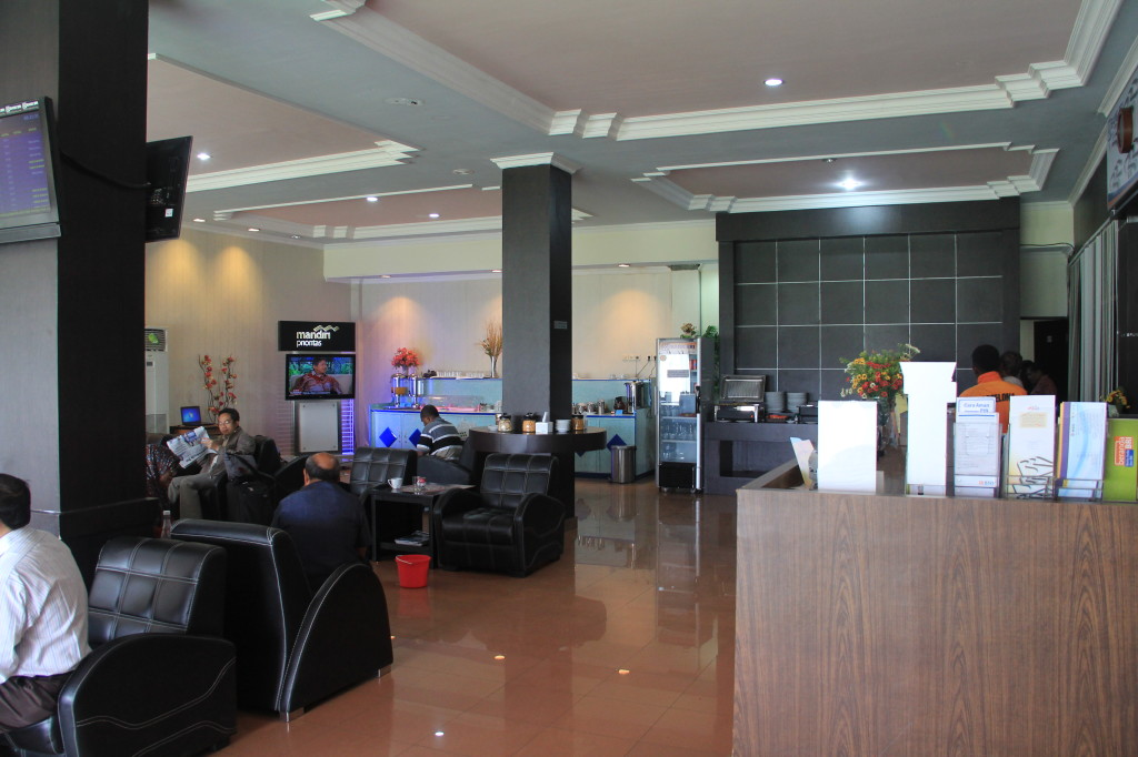 Jayapura Executive Lounge