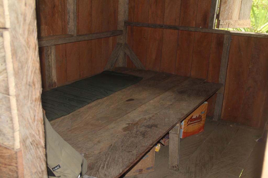 Zeth's Guesthouse, Mokwam - sleeping platform