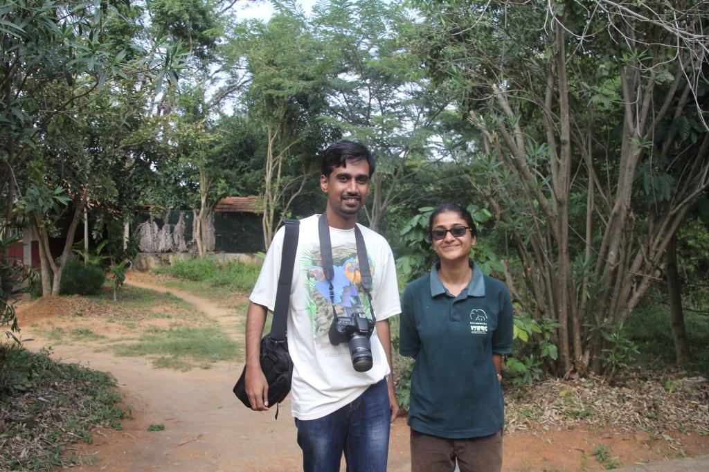 Avin Deen & Dr. Roopa Sathish