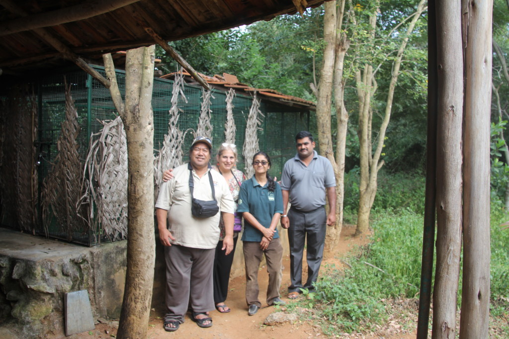 Ina Tuatai, Tara Tuatai, Dr. Roopa Sathish & Mr Anand