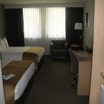 Hotel Review:  Holiday Inn Perth City Centre