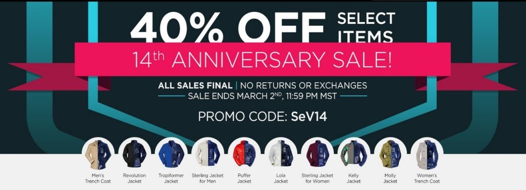 Scottevest sale