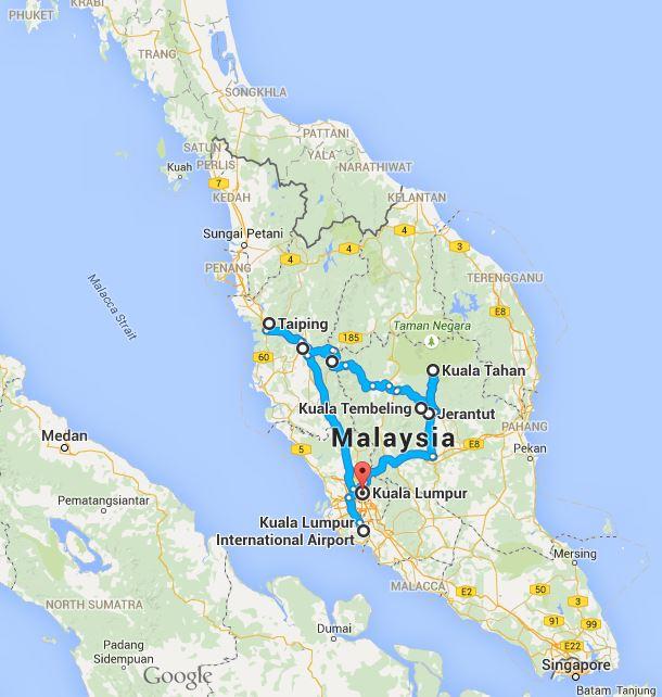 Malaysia birding1