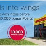 Earn 10,000 Bonus Velocity Points On Your July Service
