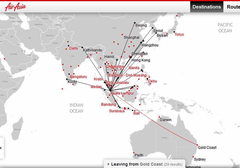 Air Asia OOL